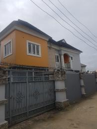 4 bedroom Semi Detached Duplex House for rent HILLTOP estate off Peter odili road by okuru  Trans Amadi Port Harcourt Rivers