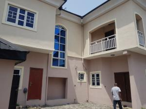 4 bedroom Semi Detached Duplex House for rent Word of life chapel Rumuibekwe estate Port-harcourt/Aba Expressway Port Harcourt Rivers