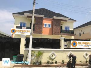 4 bedroom Semi Detached Duplex House for rent Lekki Ikate Lekki Lagos