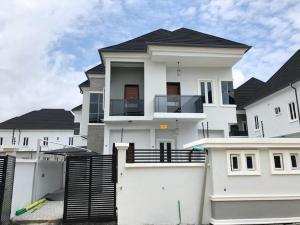 4 bedroom Detached Duplex House for sale Chevron Alternative Drive chevron Lekki Lagos