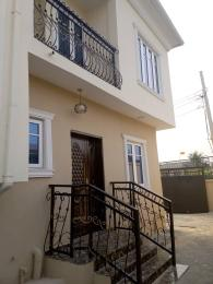 4 bedroom Semi Detached Duplex House for sale behind UPS, Oke-Alo Millenuim/UPS Gbagada Lagos