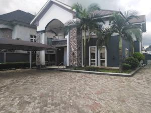 5 bedroom Detached Duplex House for sale Luxury home for sale at NTA road Magbuoba Port Harcourt Rivers