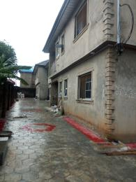 3 bedroom Blocks of Flats House for rent Peace Estate, Baruwa Ipaja Baruwa Ipaja Lagos