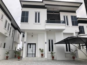 5 bedroom Detached Duplex House for rent Chevron drive chevron Lekki Lagos
