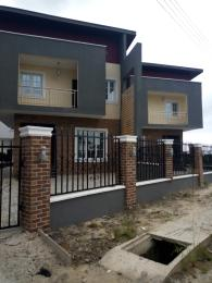 4 bedroom Semi Detached Duplex House for rent Amity estate Abijo Ajah Lagos
