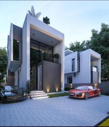 5 bedroom Detached Duplex House for sale Victory Park Estate  Osapa london Lekki Lagos