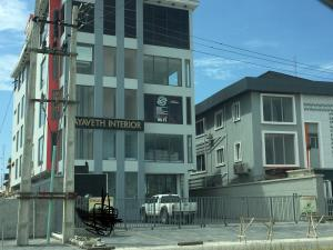 1 bedroom mini flat  Office Space Commercial Property for rent Admiralty road Lekki Phase 1 Lekki Lagos