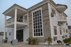 6 bedroom Terraced Duplex House for sale Pear garden estate/Shell co-operative  Eliozu Port Harcourt Rivers