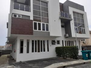 4 bedroom Terraced Duplex House for rent Off kaseem eletu street  Osapa london Lekki Lagos