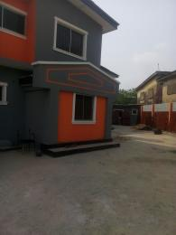 9 bedroom Massionette House for rent Dideolu Annex Ogba Bus-stop Ogba Lagos