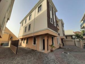5 bedroom Semi Detached Duplex House for rent Osapa london Lekki Lagos