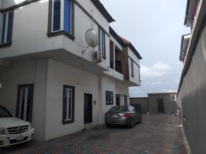 4 bedroom Semi Detached Duplex House for rent Ikota villa estate beside mega chicken  Ikota Lekki Lagos