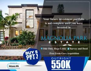 Mixed   Use Land Land for sale Orimedu Ibeju-Lekki Lagos