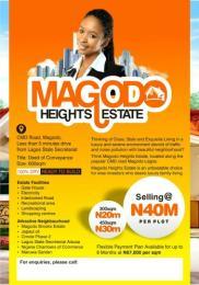 Land for sale CMD road Kosofe/Ikosi Lagos