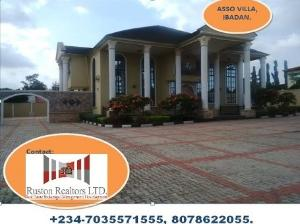 10 bedroom Detached Duplex House for sale GRA Jericho Ibadan Oyo - 0