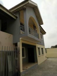 4 bedroom House for rent Engineering road Mapple wood estates Oko oba Agege Lagos