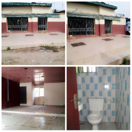 1 bedroom mini flat  Shop Commercial Property for rent Off 2nd Avenue Festac Amuwo Odofin Lagos