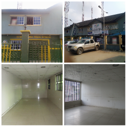 1 bedroom mini flat  Show Room Commercial Property for rent Old Ojo. Road Satellite Town Amuwo Odofin Lagos