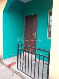 1 bedroom mini flat  Mini flat Flat / Apartment for rent Fapounda Street,macauly Bustop Along Bayeku Road Igbogbo Ikorodu Lagos
