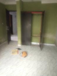 1 bedroom mini flat  Mini flat Flat / Apartment for rent  street off Ago Palace way Ago palace Okota Lagos