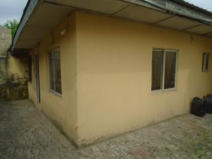 1 bedroom mini flat  Detached Bungalow House for rent - Adeniyi Jones Ikeja Lagos