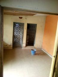1 bedroom mini flat  Flat / Apartment for rent OFF EGBE ROAD BY NNPC BUS STOP Ejigbo Ejigbo Lagos