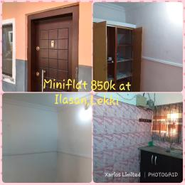 1 bedroom mini flat  Mini flat Flat / Apartment for rent - Ilasan Lekki Lagos