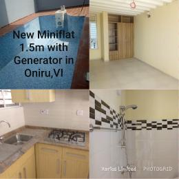 1 bedroom mini flat  Flat / Apartment for rent - ONIRU Victoria Island Lagos