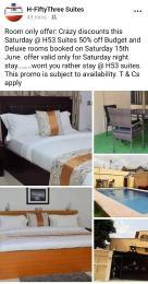 1 bedroom mini flat  Mini flat Flat / Apartment for shortlet Ikeja GRA Ikeja Lagos