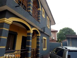 1 bedroom mini flat  Flat / Apartment for rent meiran Alagbado Abule Egba Lagos
