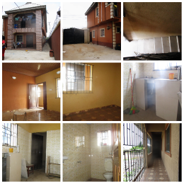 1 bedroom mini flat  Mini flat Flat / Apartment for rent Iyanera - Ketu. Agbara  Okokomaiko Ojo Lagos