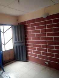 1 bedroom mini flat  Flat / Apartment for rent College bus stop igando facing main road Igando Ikotun/Igando Lagos