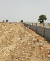 Residential Land Land for sale Vip Gardens, Behind Trademore Off Airport Road Kurudu Abuja