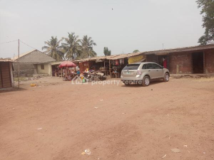 Mixed   Use Land Land for sale Directly Behind Jolasco Market, Akute,  Ojodu Lagos