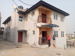 3 bedroom Blocks of Flats House for rent Powerline Soluyi Gbagada Lagos