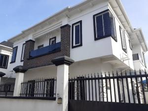 4 bedroom House for rent Off kaseem eletu street  Osapa london Lekki Lagos
