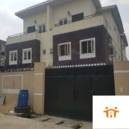 4 bedroom Terraced Duplex House for rent Gbagada Lagos