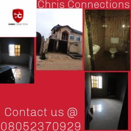 1 bedroom mini flat  Mini flat Flat / Apartment for rent Adebayo Ajayi street Egan lgando Lagos Egan Ikotun/Igando Lagos