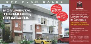 4 bedroom House for sale - Millenuim/UPS Gbagada Lagos - 1