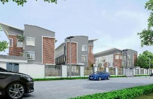 4 bedroom House for sale . Millenuim/UPS Gbagada Lagos - 8