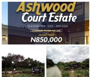 Residential Land Land for sale Close To Otedola Estate Epe Lagos