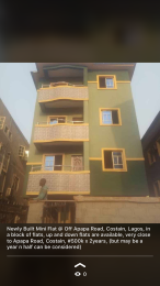 1 bedroom mini flat  Mini flat Flat / Apartment for rent Costain  Ojo Lagos