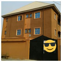 2 bedroom Flat / Apartment for rent Off Ago Palace way  Abule Egba Lagos