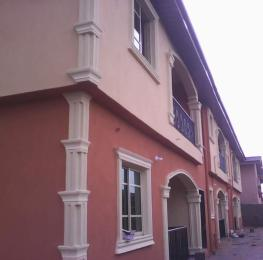 2 bedroom Flat / Apartment for rent Tijani Salako street  Bucknor Isolo Lagos