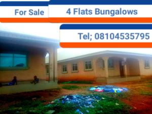 10 bedroom Blocks of Flats House for sale Ebo, Ihirihi road, airport road  Oredo Edo