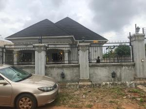 3 bedroom Detached Bungalow House for sale Ugbowo lagos road close to Uniben campus. Oredo Edo