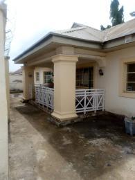 3 bedroom Detached Bungalow House for sale Abacha road Mararaba Abuja
