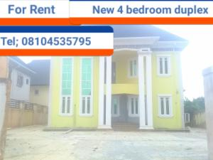 4 bedroom Terraced Duplex House for rent  Ihama road  Oredo Edo