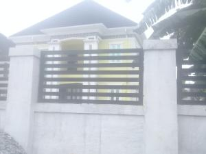 4 bedroom Terraced Duplex House for rent Aikhiombare, Ihama road  Oredo Edo
