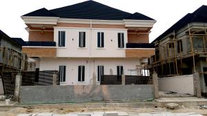 4 bedroom Semi Detached Duplex House for sale In a gated estate chevron Lekki Lagos